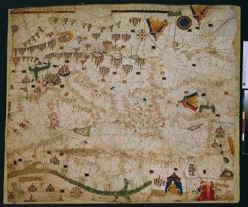 Petrus_Roselli._Carte_marine_de_la_mer_Méditerranée_et_de_la_mer_Noire_(15th_century)
