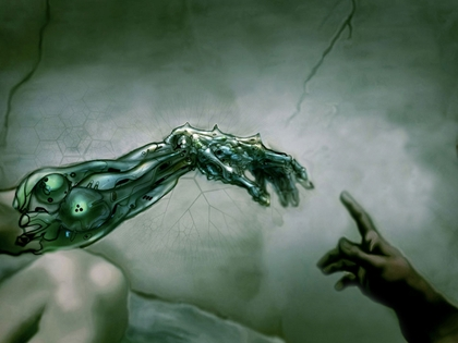 paintings robots cyborgs men the creation of adam 1400x1050 wallpaper_www.artwallpaperhi.com_48.jpg